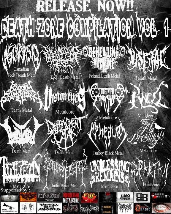 DeathZone Vol-1